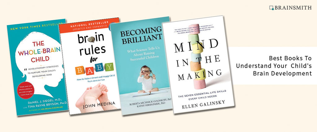 best books to understand your childs brain development