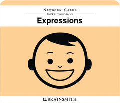 Expressions Infant Cards