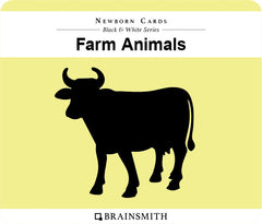 Farm Animals Infant Cards
