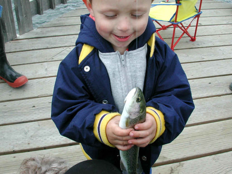 Fish is ideal for your child's brain development