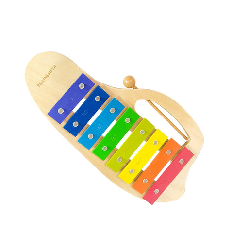 wooden xylophone for toddlers