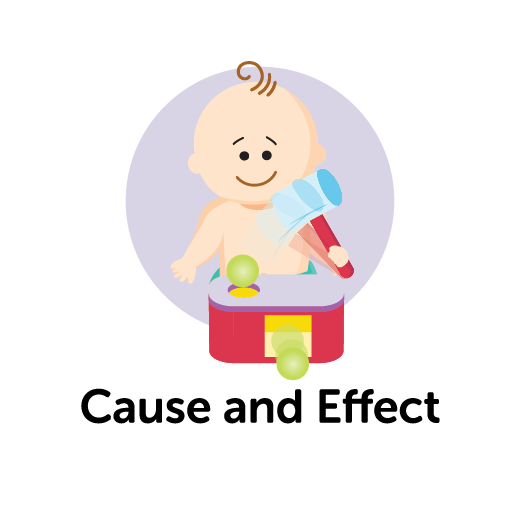 Child Development Skill - Cause and Effect