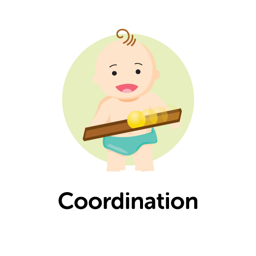 Child Development Skill - Coordination