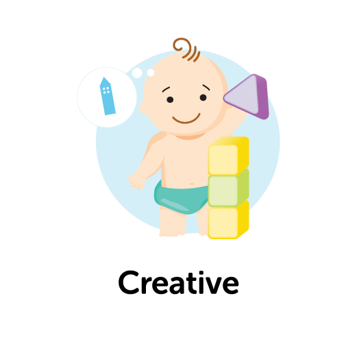 Child Development Skill - Creative