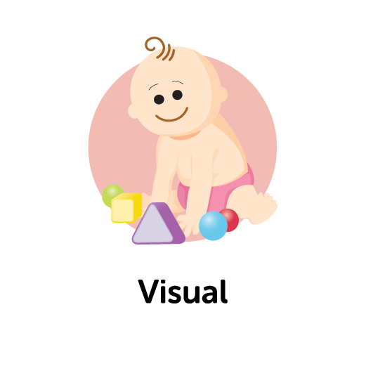 Child Development Skill - Visual Development