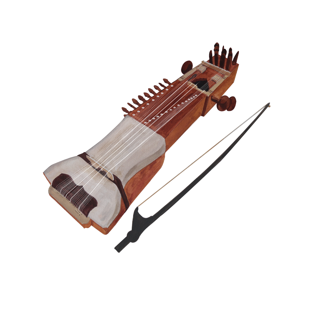 Indian Musical Instruments Flashcards For Kids Brainsmith