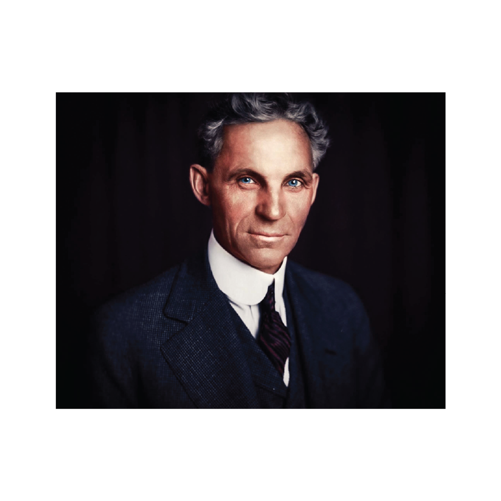 Inventors Flashcards for Kids, Henry Ford