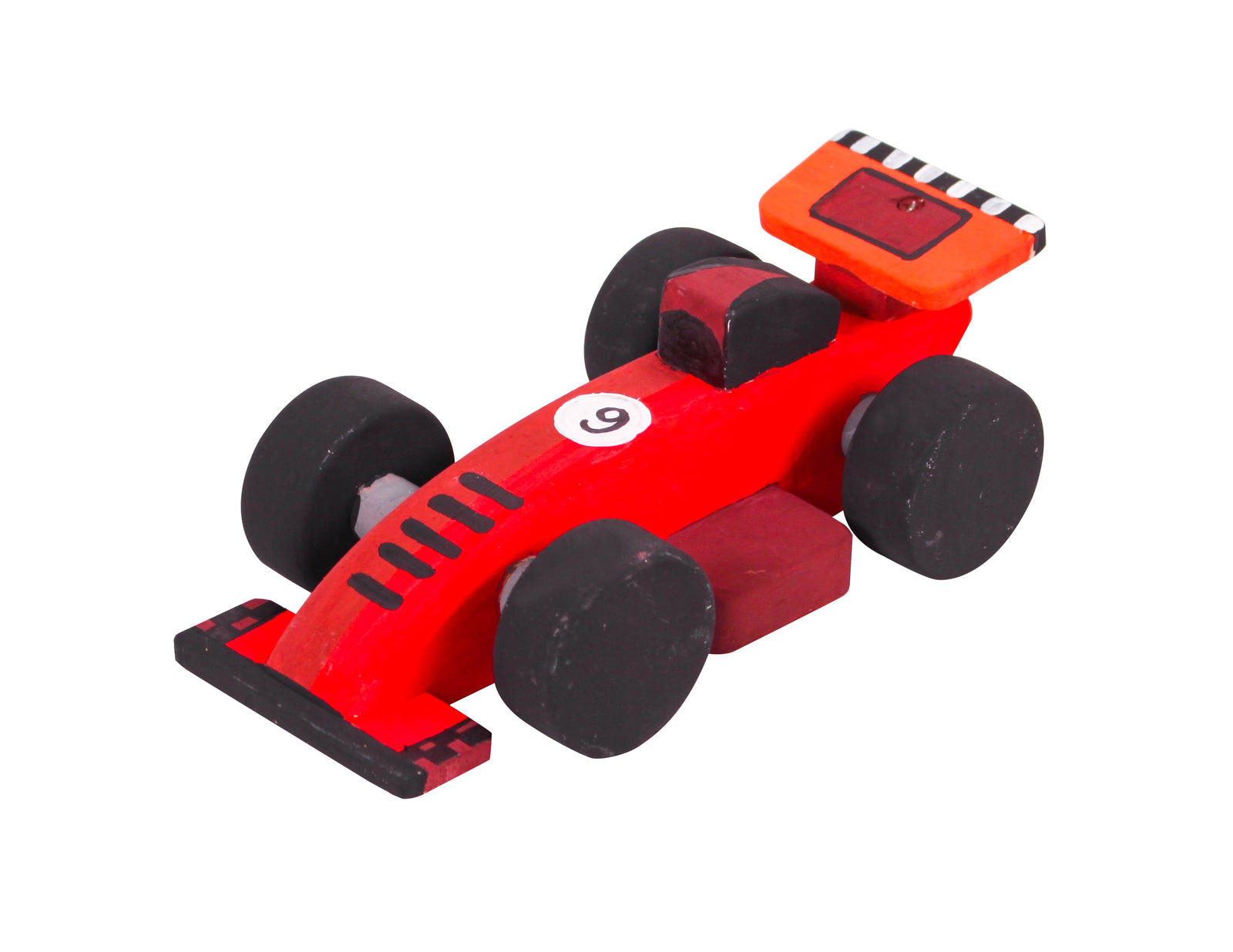 Paint and Play Racing Car