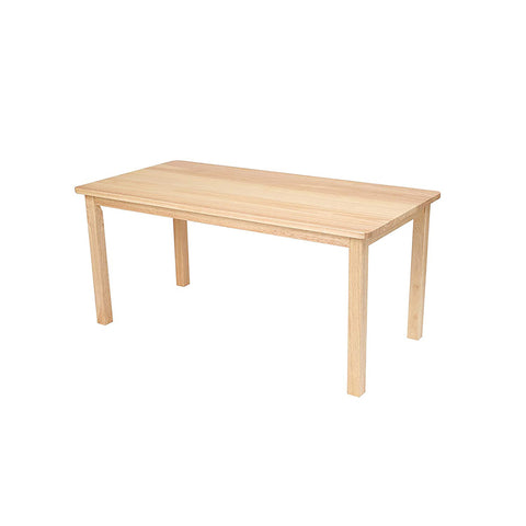Kid's Wooden Activity Table