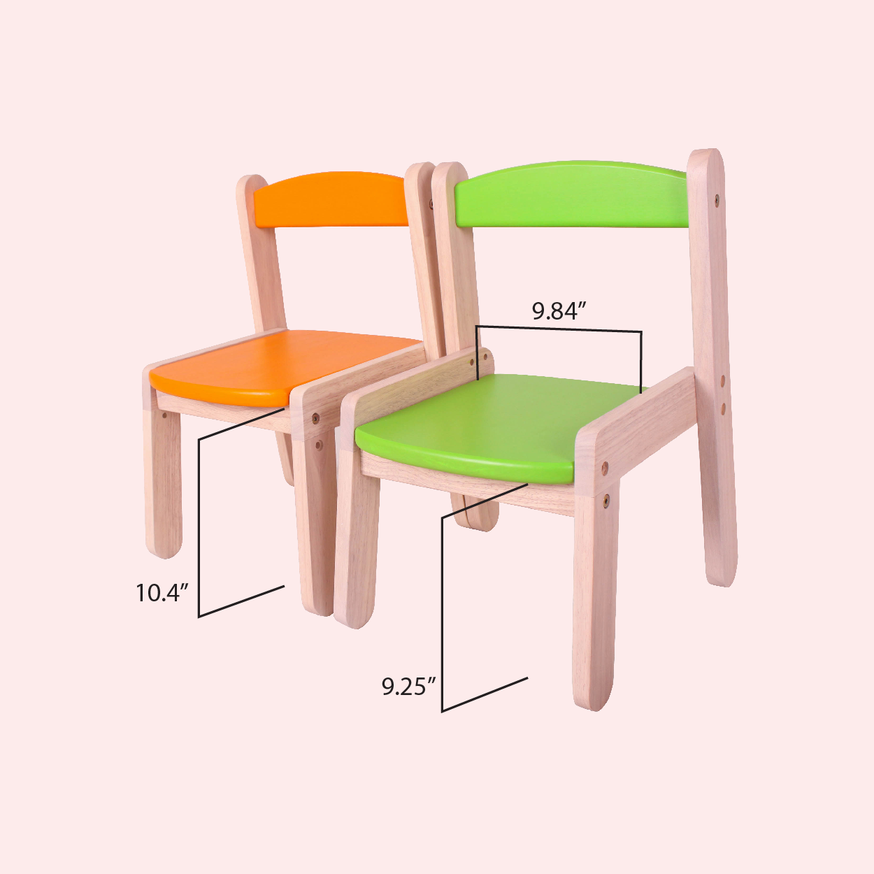 children's furniture, kid's chairs, wooden chairs