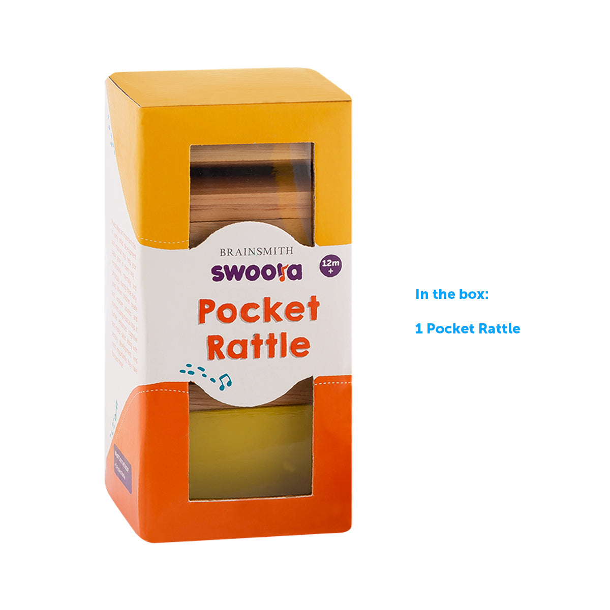 Pocket Rattle