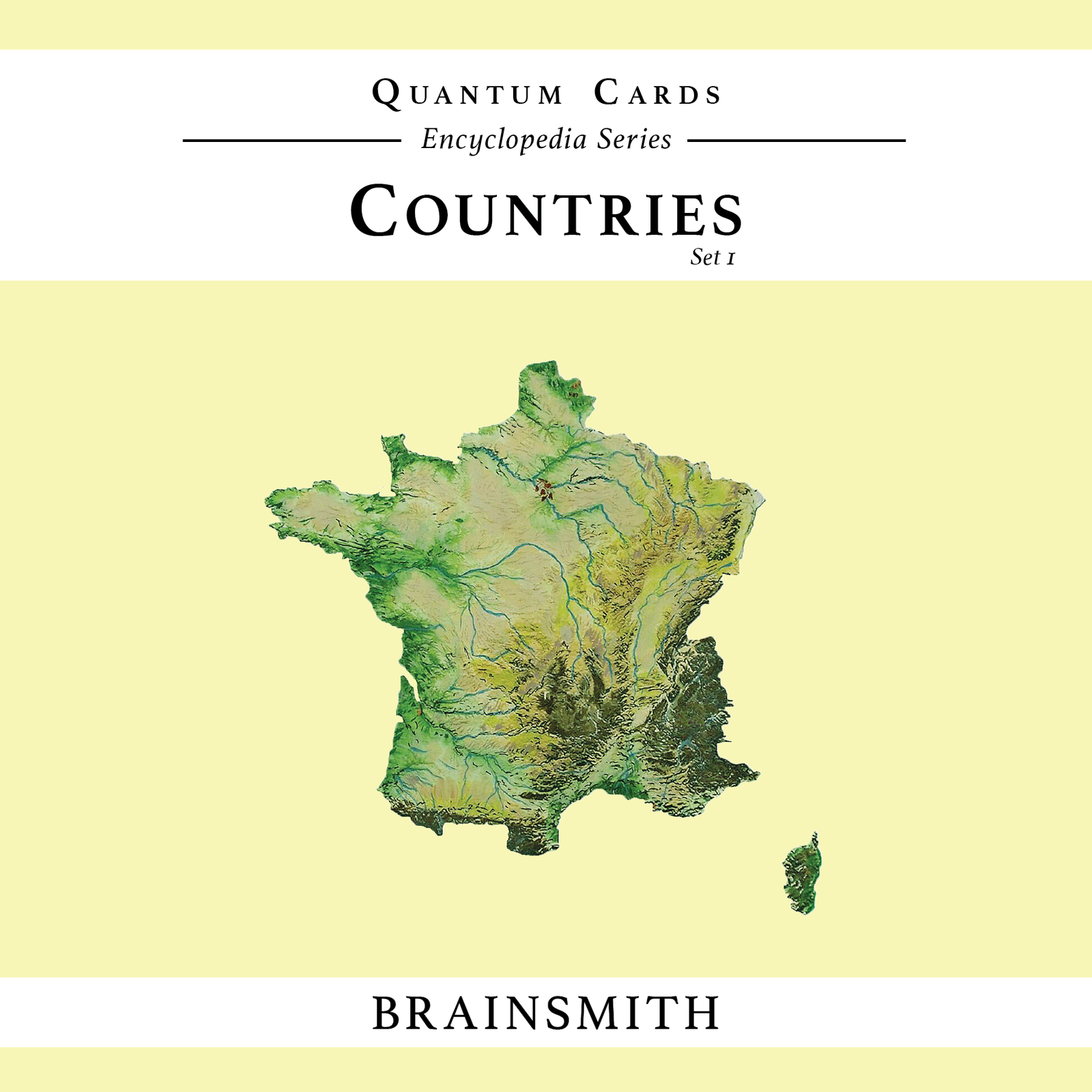 Countries Flashcards for Kids