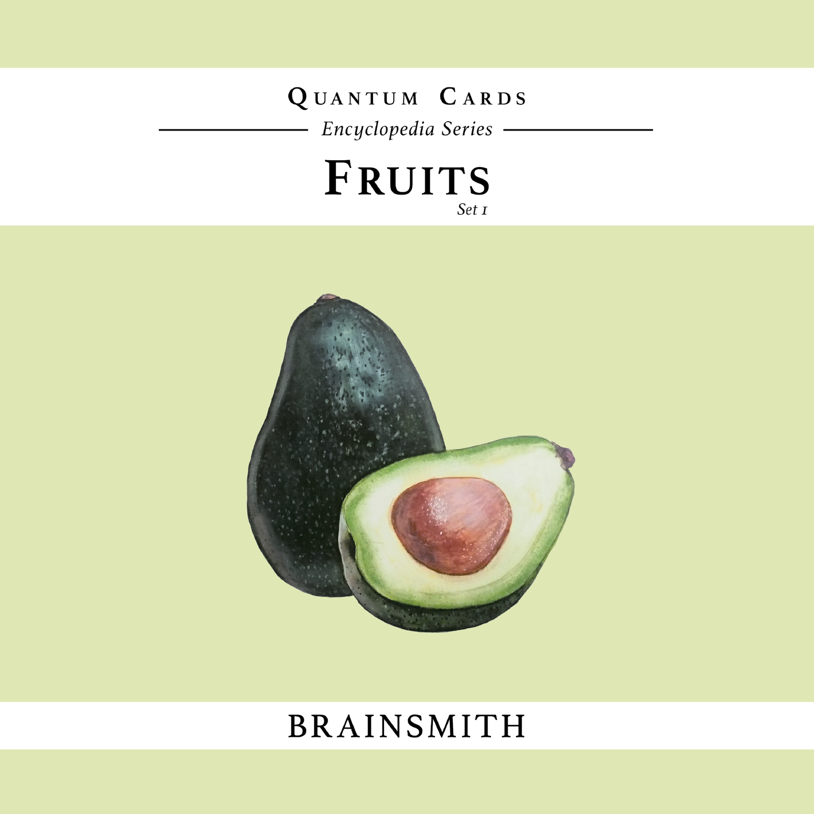 Fruits Flashcards for kids