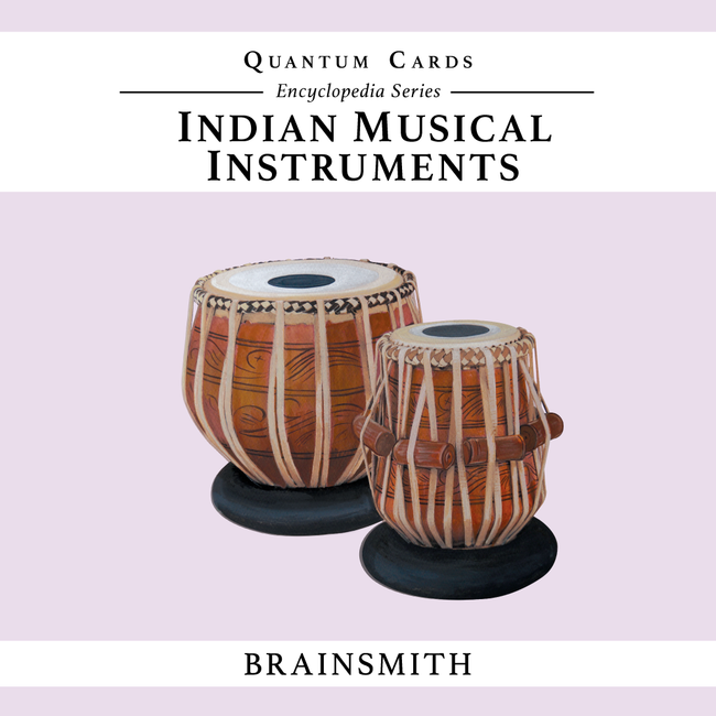 Indian Musical Instruments, Indian Musical Instruments Flashcards for Kids, Tabla