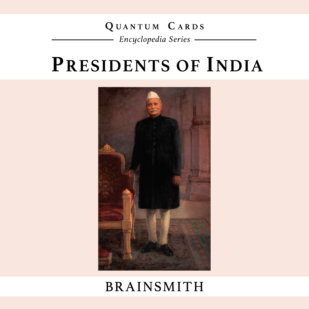 Presidents of India, Presidents of India Flashcards for Kids