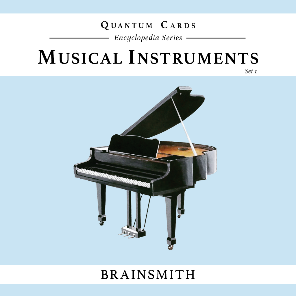 Musical Instruments Flashcards for Kids