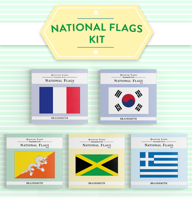 National Flags Kit