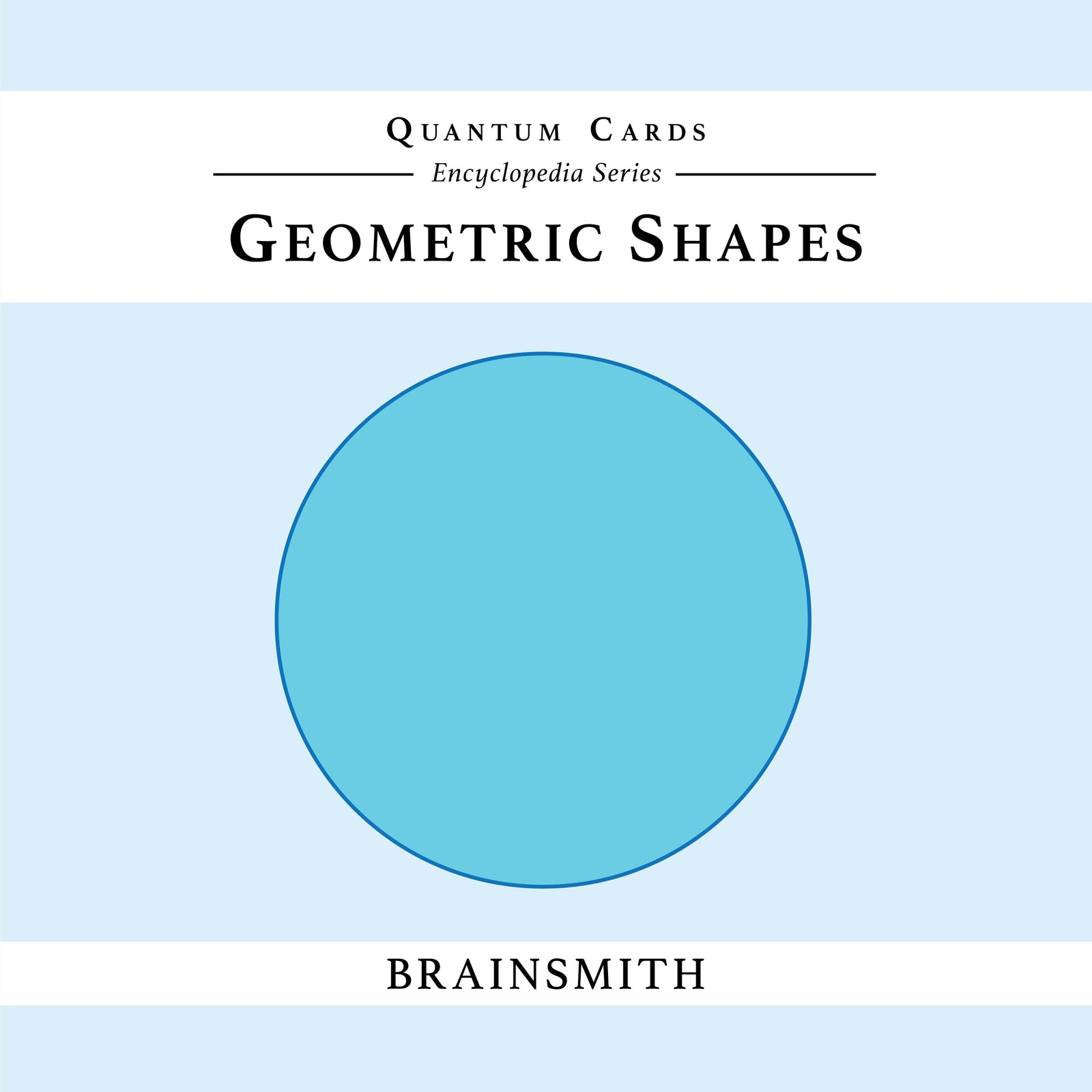 Geometric Shapes Flashcards for Kids, Geometric Shapes