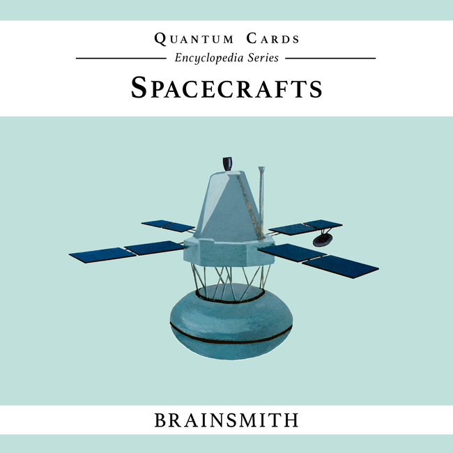 spacecraft flashcards for kids