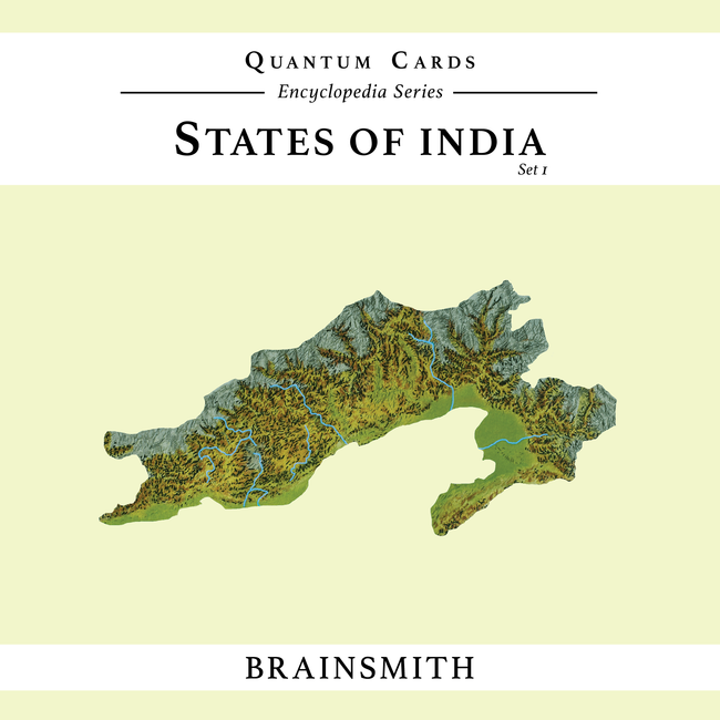 states of india, states of india flashcards for kids