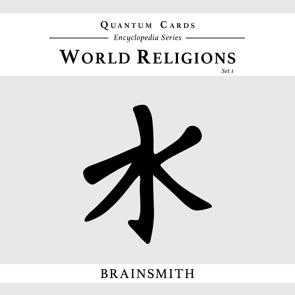 World Religions Flashcards For Kids Quantum Cards By Brainsmith - World religions for kids