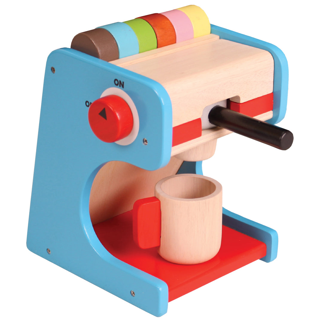 toy coffee machine