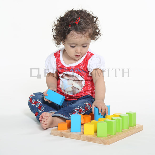 Multi-Shape Sorting Board