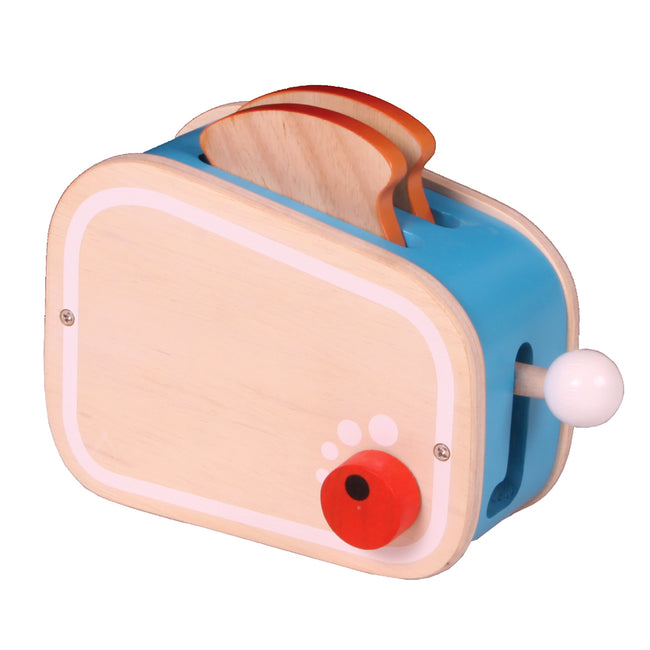 wooden toaster, toy kitchen set, kids kitchen set, wooden kitchen set, pretend play toys, role play toys