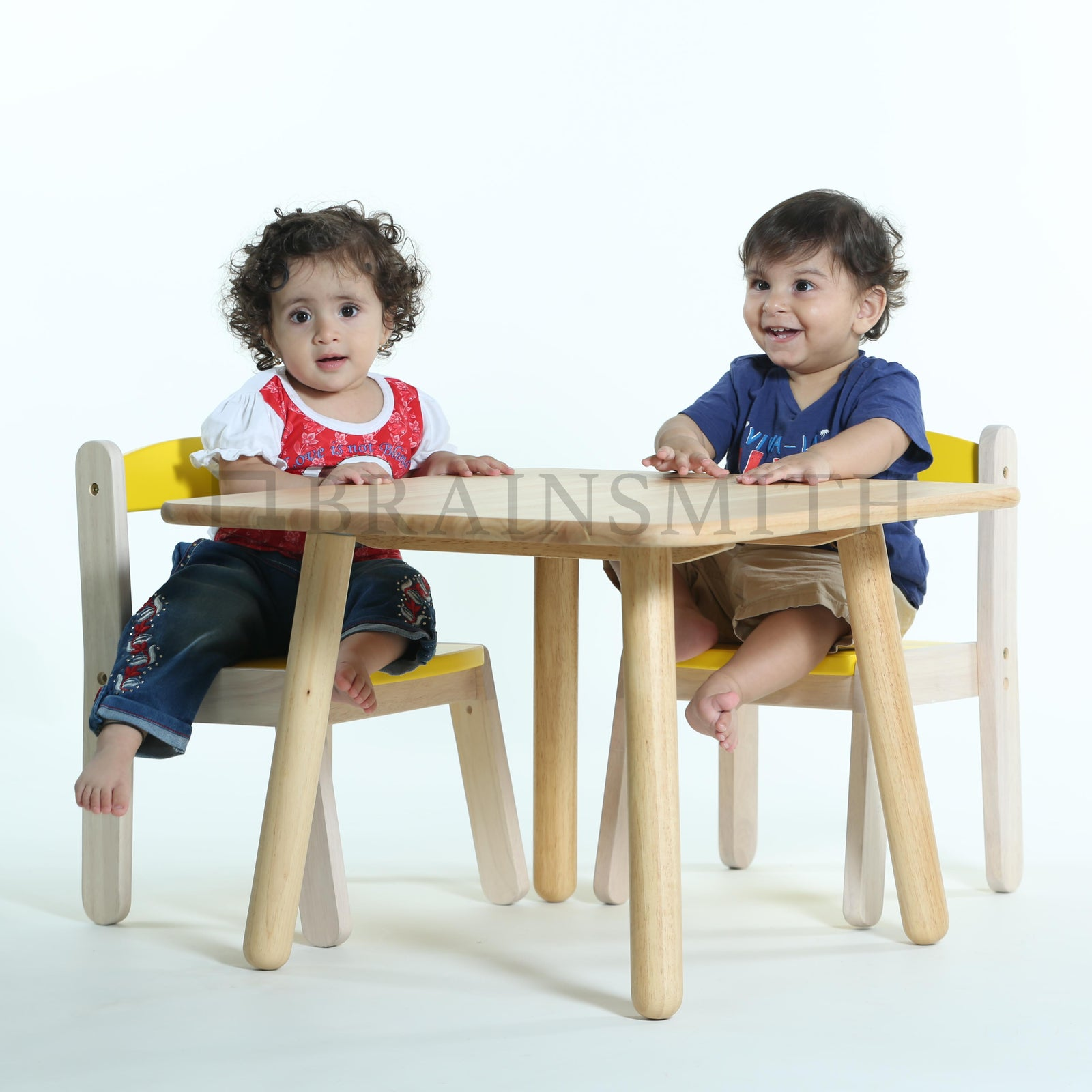 Kid's Wooden Table