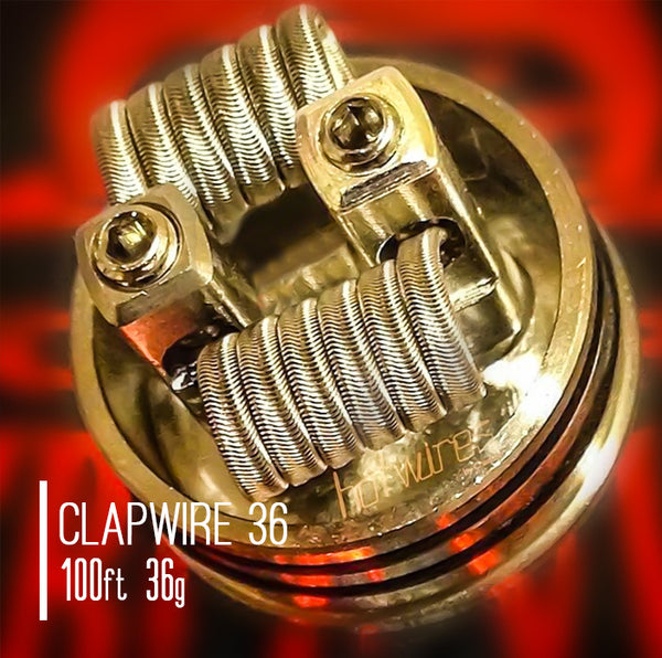 100FT Hotwires clapwire36 (36g) - Hotwires by Chadster