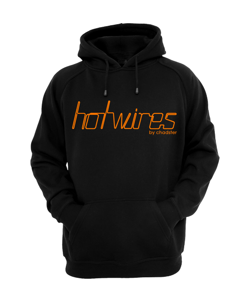 Hotwires Logo Hoodie - Hotwires by Chadster