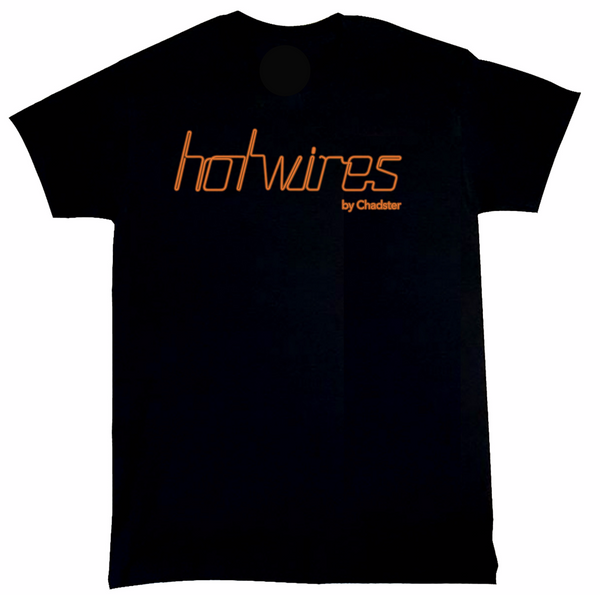 Hotwires Logo Tee - Hotwires by Chadster
