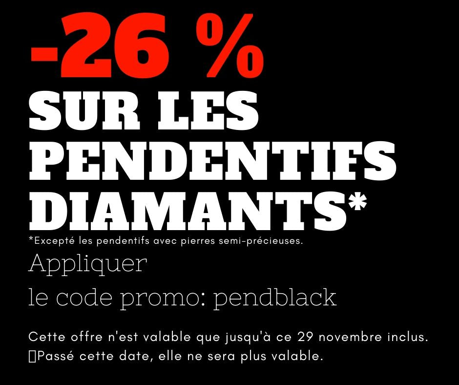 black friday bague diamant
