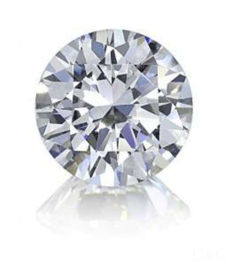 Demi-Alliance femme diamants ronds 5 diamants 0.50 carat or blanc Adia