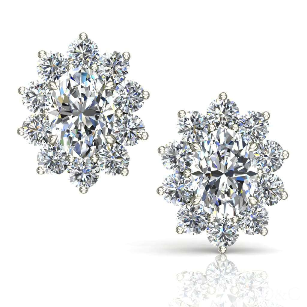 Boucles Doreilles Diamants Or Blanc De 1 80 Carats Elisabeth - Boucles-Doreilles-Diamants-Or-Blanc-De-1-80-Carats-Elisabeth Diamantsetcarats