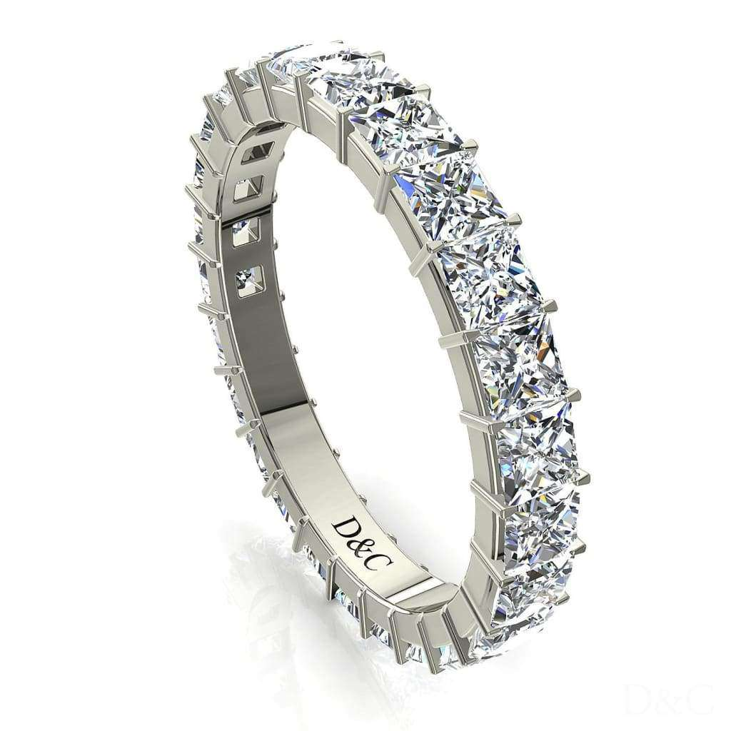 Celeste - Copy-Of-Alliance-Diamant-Rond-Anneau-Diamant-Pour-Femme-Or-Blanc-0-50-Carat-Acacias-1 Diamantsetcarats