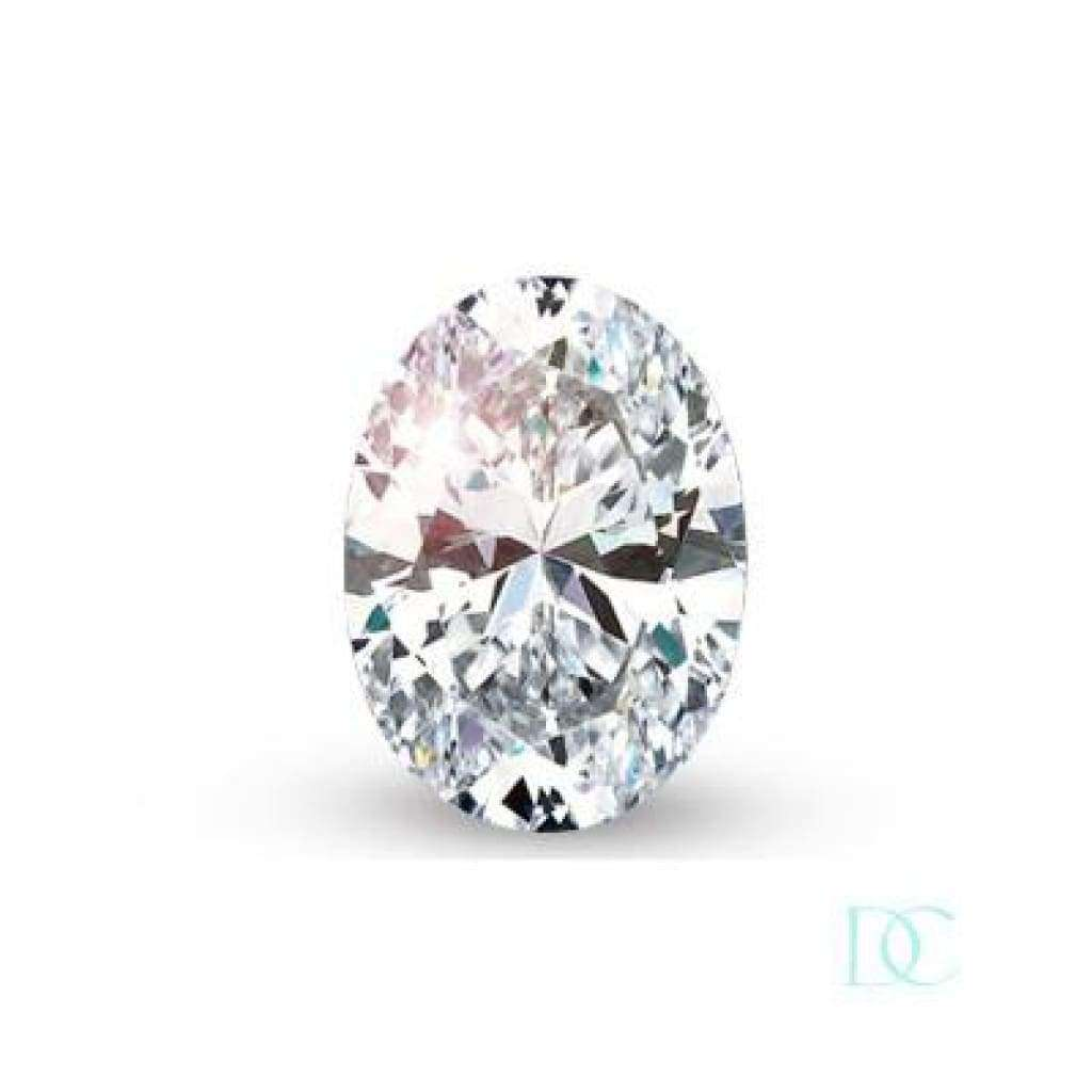 Diamant Ovale  1,00 carat D-IF