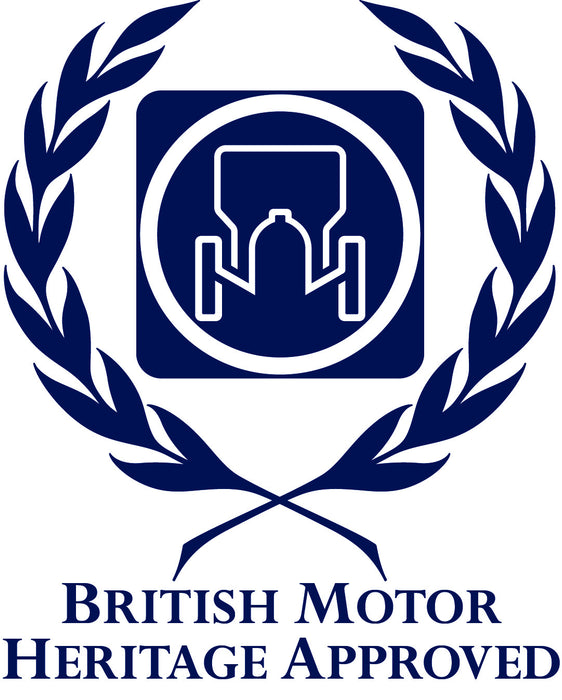 Vitesse Global Ltd is now British Motor Heritage Approved