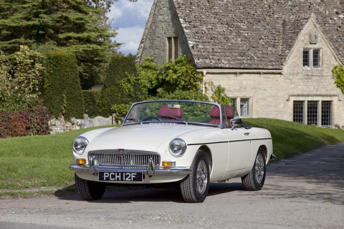 British Motor Heritage Feature on the Vitesse MGB Gearbox Conversion Kits