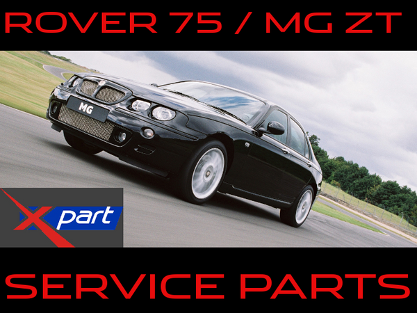 Rover 75, MG ZT Service Parts