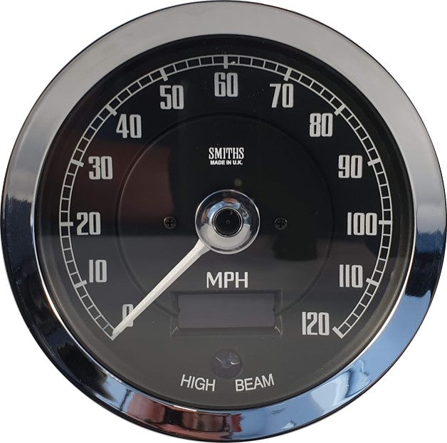 VP00174-1 - SMITHS ELECTRONIC SPEEDOMETER (100MM) 120MPH