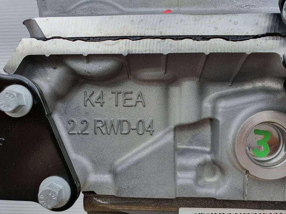 2.2 Tdci PUMA ENGINE FOR LAND ROVER DEFENDER - LR055342N