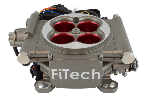 30003 - Go Street - 400 HP EFI System - Cast Style Finish - FiTech