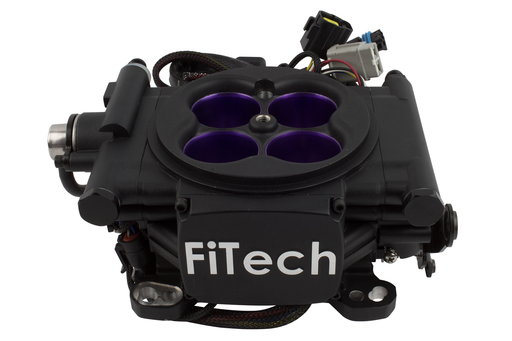 30008 - Mean Street - 800 HP EFI System - Matte Black Finish - FiTech