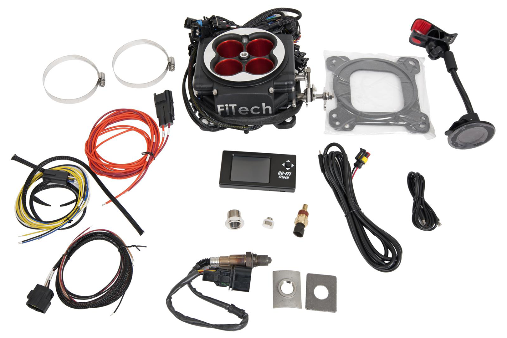30014 - Go Port Stand Alone EFI Kit - FiTech