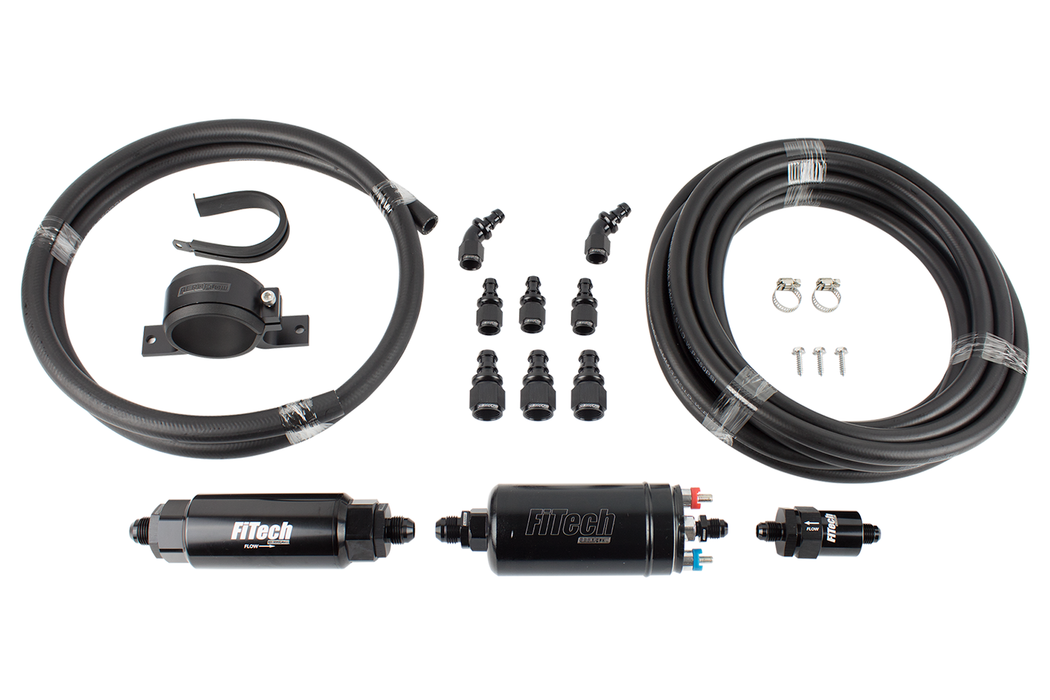 FiTech Go EFI In-line Frame Mount Fuel Delivery Kit - 40005