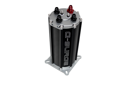 FiTech HyperFuel Single Pump G-Surge Tank - 40007