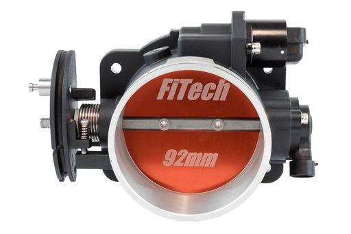 70061 - Loaded LS Throttle Body Cast 92MM - FiTech