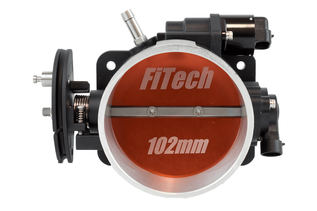 70062 - Loaded LS Throttle Body Cast 102MM - FiTech