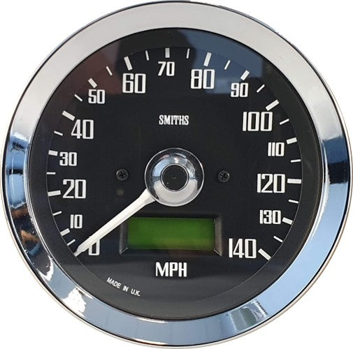 VP00173-1 - SMITHS ELECTRONIC SPEEDOMETER (80MM) 140MPH